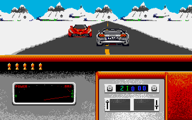 Thumbnail of other screenshot of Anarcho Ride