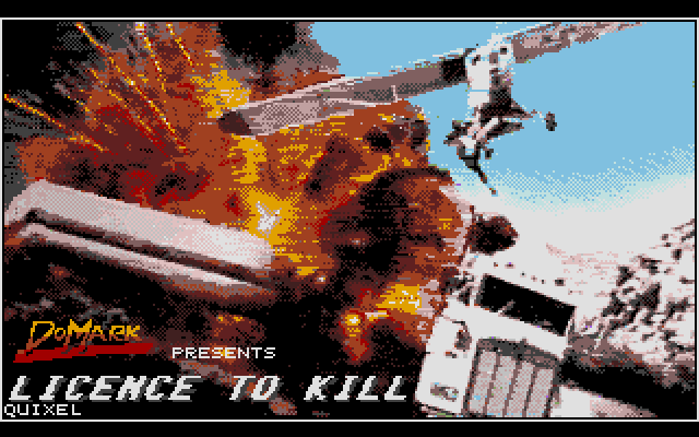 Screenshot of Licence to Kill
