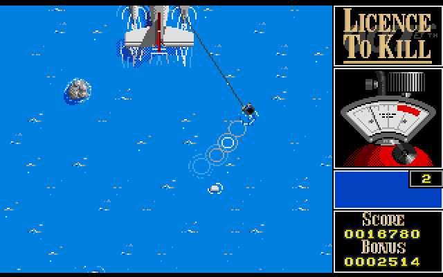 Thumbnail of other screenshot of Licence to Kill