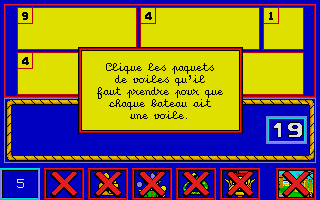 Thumbnail of other screenshot of Adibou - Je Calcule 6-7 Ans