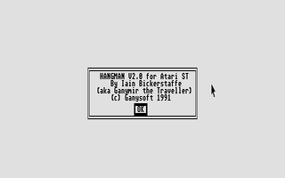 Thumbnail of other screenshot of Hangman