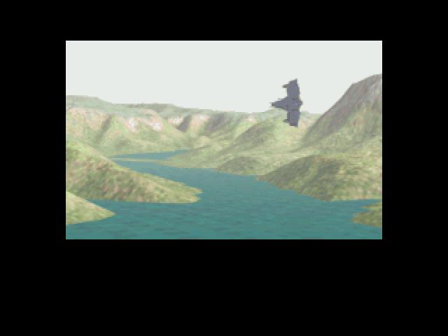Screenshot of Robinson's Requiem CD