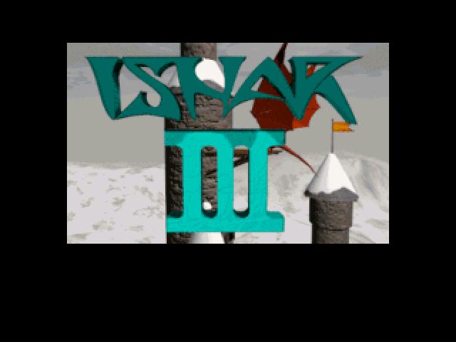 Thumbnail of other screenshot of Ishar 3 CD