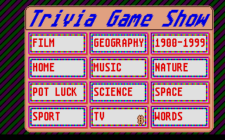 Thumbnail of other screenshot of Trivia Game Show
