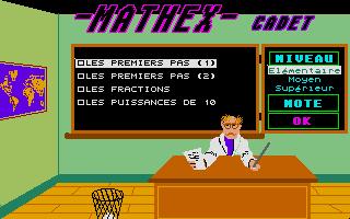 Thumbnail of other screenshot of Mathex Cadet - 6e-5e