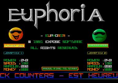 Screenshot of Euphoria