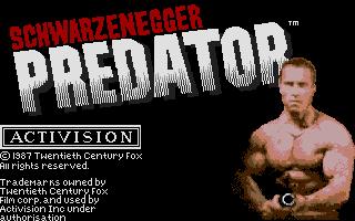 Screenshot of Predator