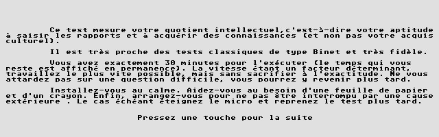 Screenshot of Grosses Têtes, Les