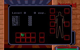 Screenshot of Warriors of Light