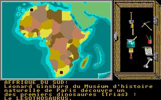 Thumbnail of other screenshot of Vie et Mort des Dinosaures