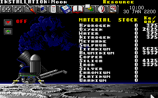 Thumbnail of other screenshot of Millennium Return To Earth