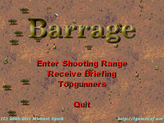 Thumbnail of other screenshot of Barrage