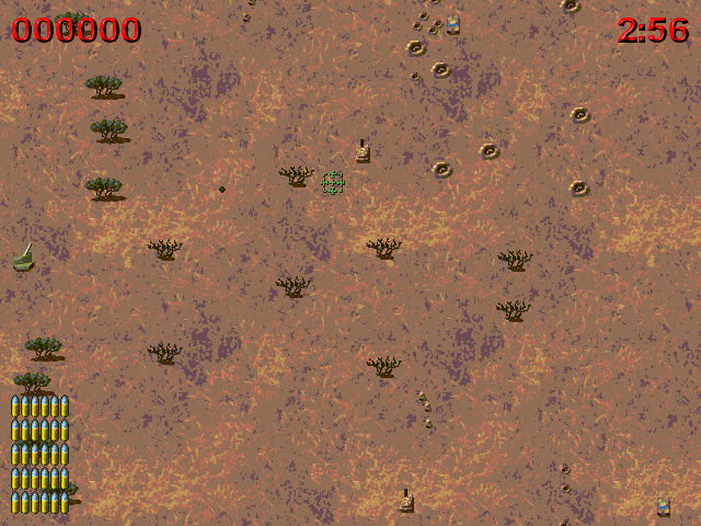 Screenshot of Barrage