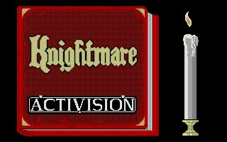Screenshot of Knightmare