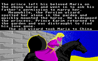 Thumbnail of other screenshot of Tales From the Arabian Nights