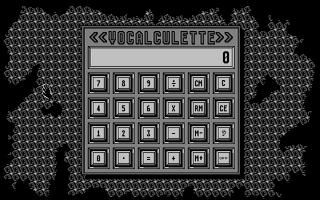 Screenshot of Vocalculette