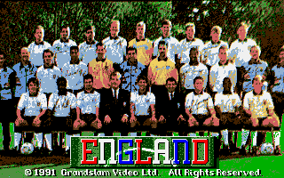 Screenshot of England Championship Special