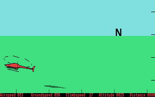 Screenshot of R/C Aerochopper