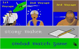Screenshot of Adventures of Sinbad, The