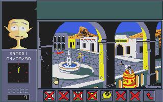 Screenshot of Adi 3e - Anglais