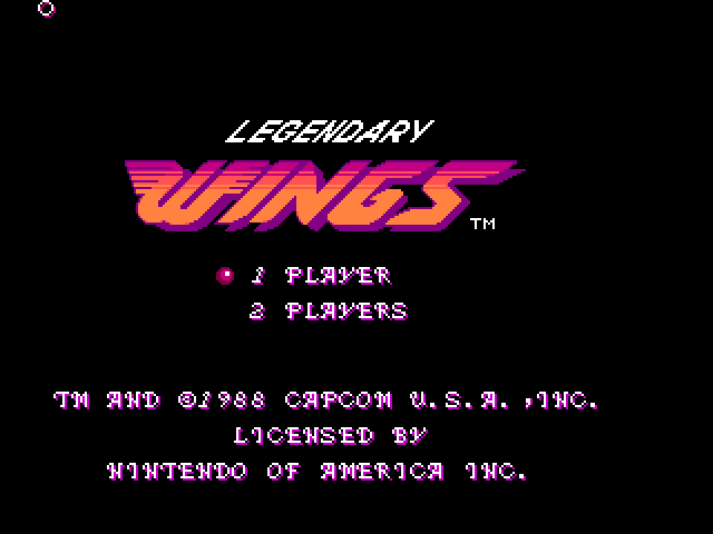 Thumbnail of other screenshot of Legendary Wings - Godlenes