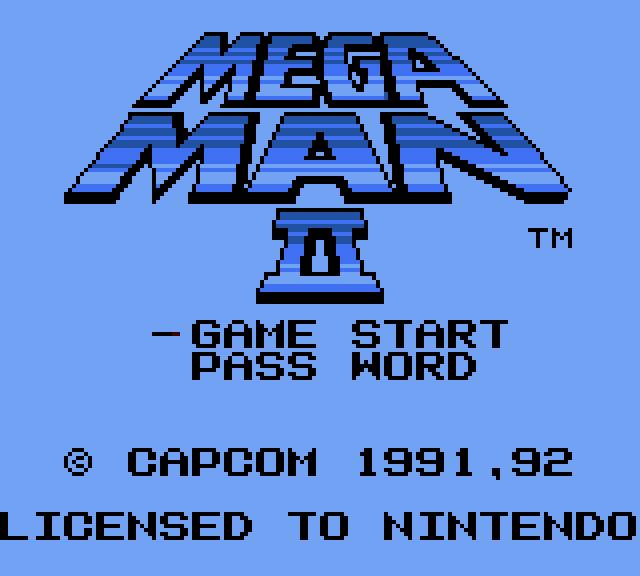 Thumbnail of other screenshot of Megaman II - Godboy X