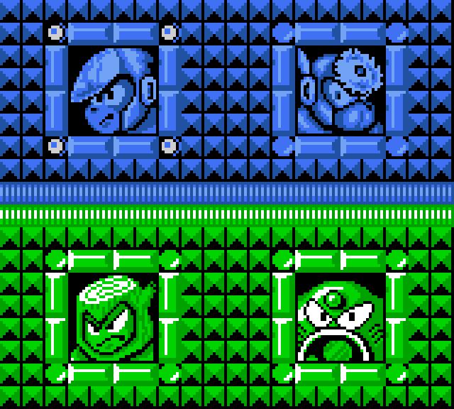 Screenshot of Megaman II - Godboy X