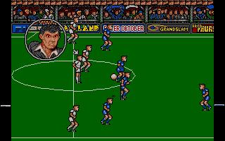 Screenshot of Euro Soccer '88