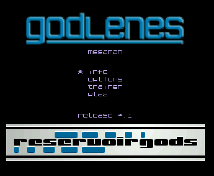 Thumbnail of other screenshot of Megaman - Godlenes