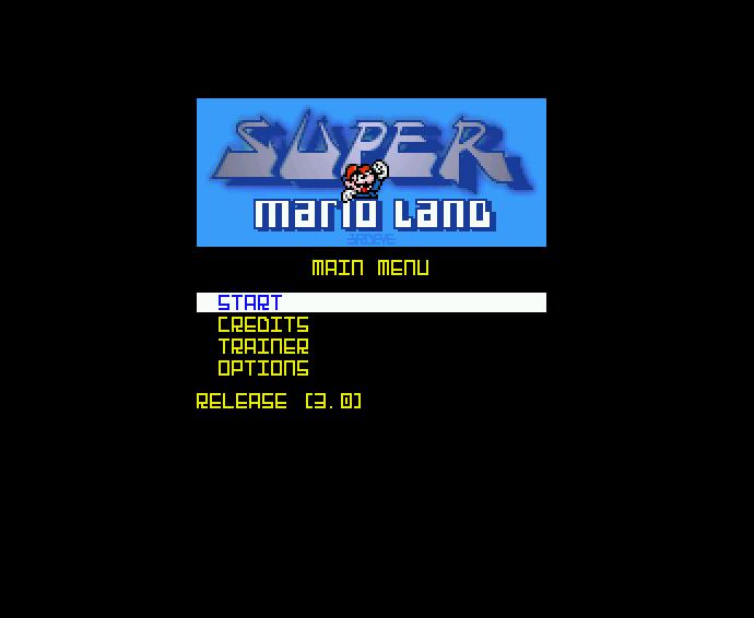 Thumbnail of other screenshot of Super Mario Land - Godboy