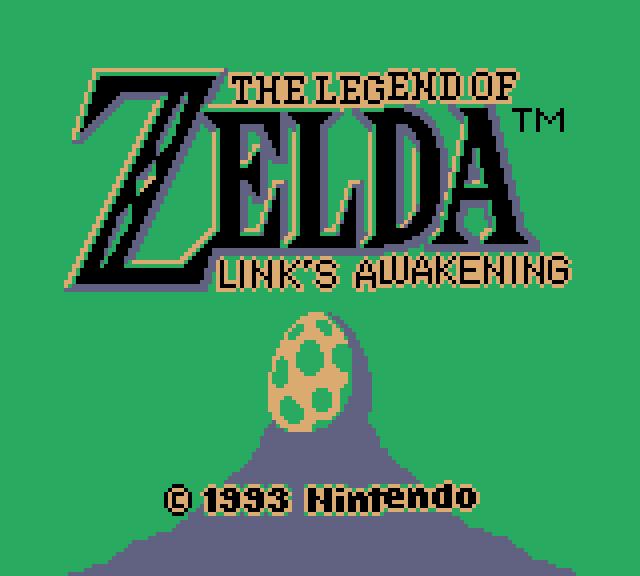 Screenshot of Zelda - Link's Awakening - Godboy X
