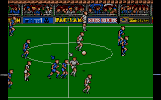 Screenshot of Euro Soccer '88