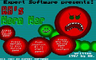 Thumbnail of other screenshot of RH's Worm War