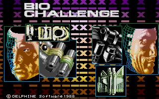 Screenshot of Bio Challenge