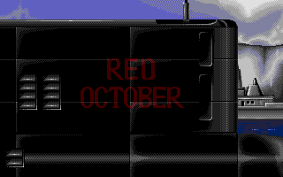 Thumbnail of other screenshot of Hunt for Red October, The