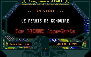 Thumbnail of other screenshot of Permis de Conduire, Le