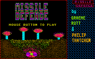 Thumbnail of other screenshot of Missile Defence