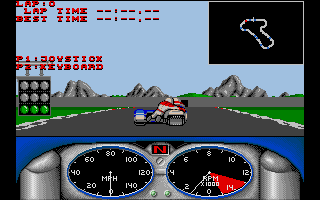 Thumbnail of other screenshot of Combo Racer