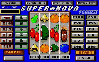Thumbnail of other screenshot of Super Nova