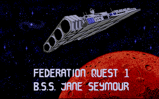 Thumbnail of other screenshot of Federation Quest 1 - B.S.S. Jane Seymour