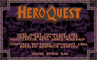 Thumbnail of other screenshot of HeroQuest