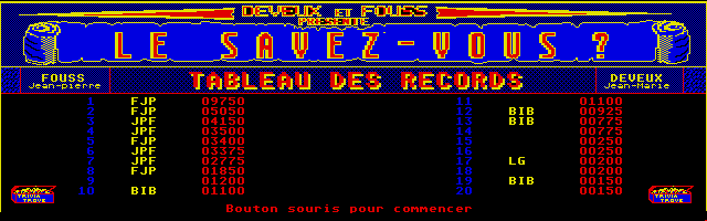 Thumbnail of other screenshot of Le Savez-Vous ?
