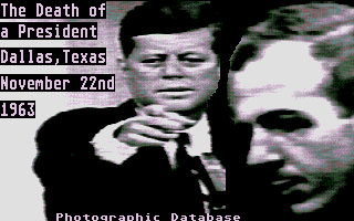 Screenshot of Death of a President, The