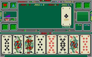 Screenshot of Belote