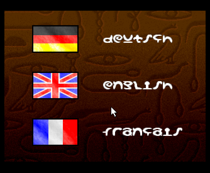 Screenshot of Confusion