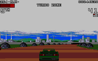 Screenshot of Lotus Turbo Challenge 3 - The Ultimate Challenge