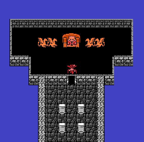 Screenshot of Final Fantasy - Godlenes
