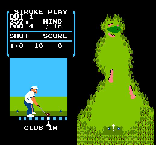 Thumbnail of other screenshot of Mario Golf - Godlenes
