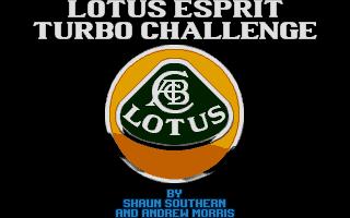 Thumbnail of other screenshot of Lotus Esprit Turbo Challenge