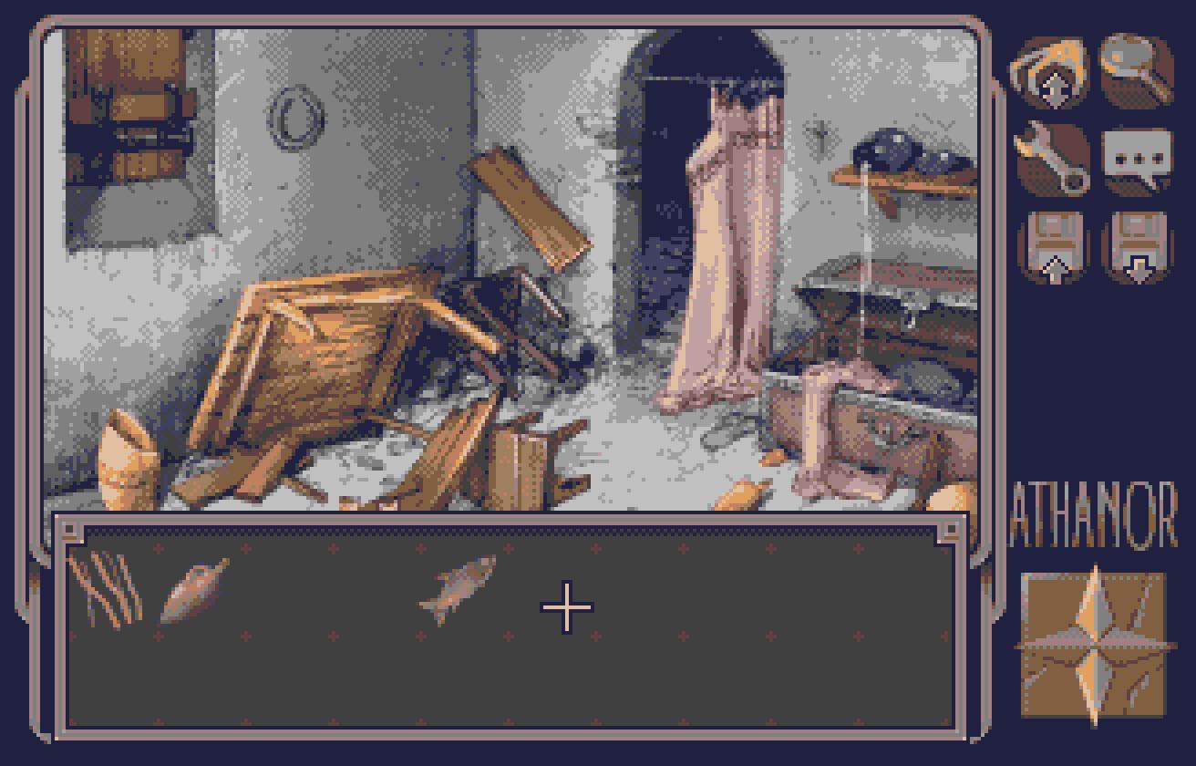Thumbnail of other screenshot of Athanor 2 - La Légende Des Hommes-Oiseaux
